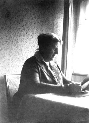 Luise Kiesselbach 1927
